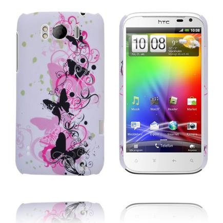 Valentine (Svarta Fjärilar) HTC Sensation XL Skal