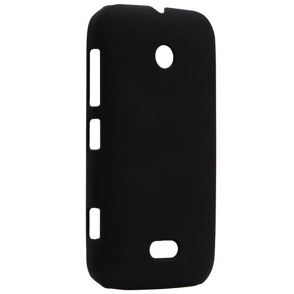 Hårdskal (Svart) Nokia Lumia 510 Skal
