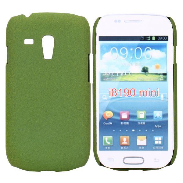 RockSand (Grön) Samsung Galaxy S3 Mini Skal