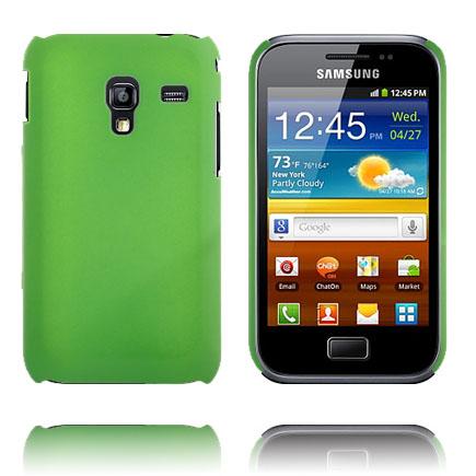 Hårdskal (Grön) Samsung Galaxy Ace Plus Skal